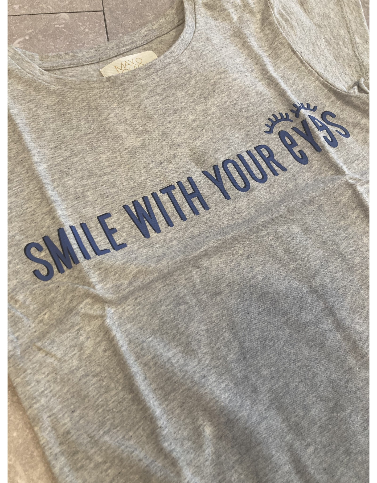 M&L SS21 Misti Smile t-shirt