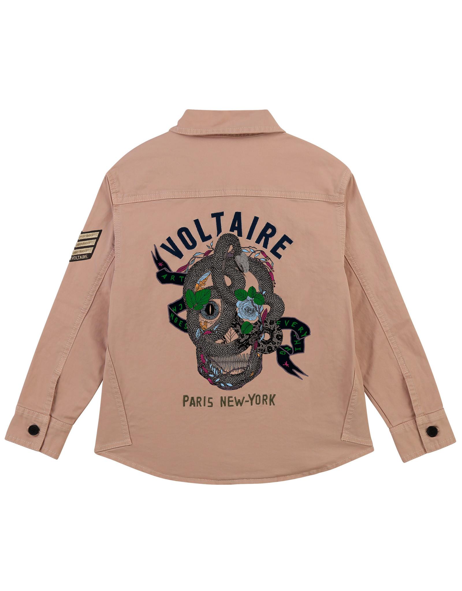Zadig&Voltaire Z&V SS21 X15256 overhemd