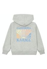 Hundred Pieces HPCS SS21 California heather grey hoodie
