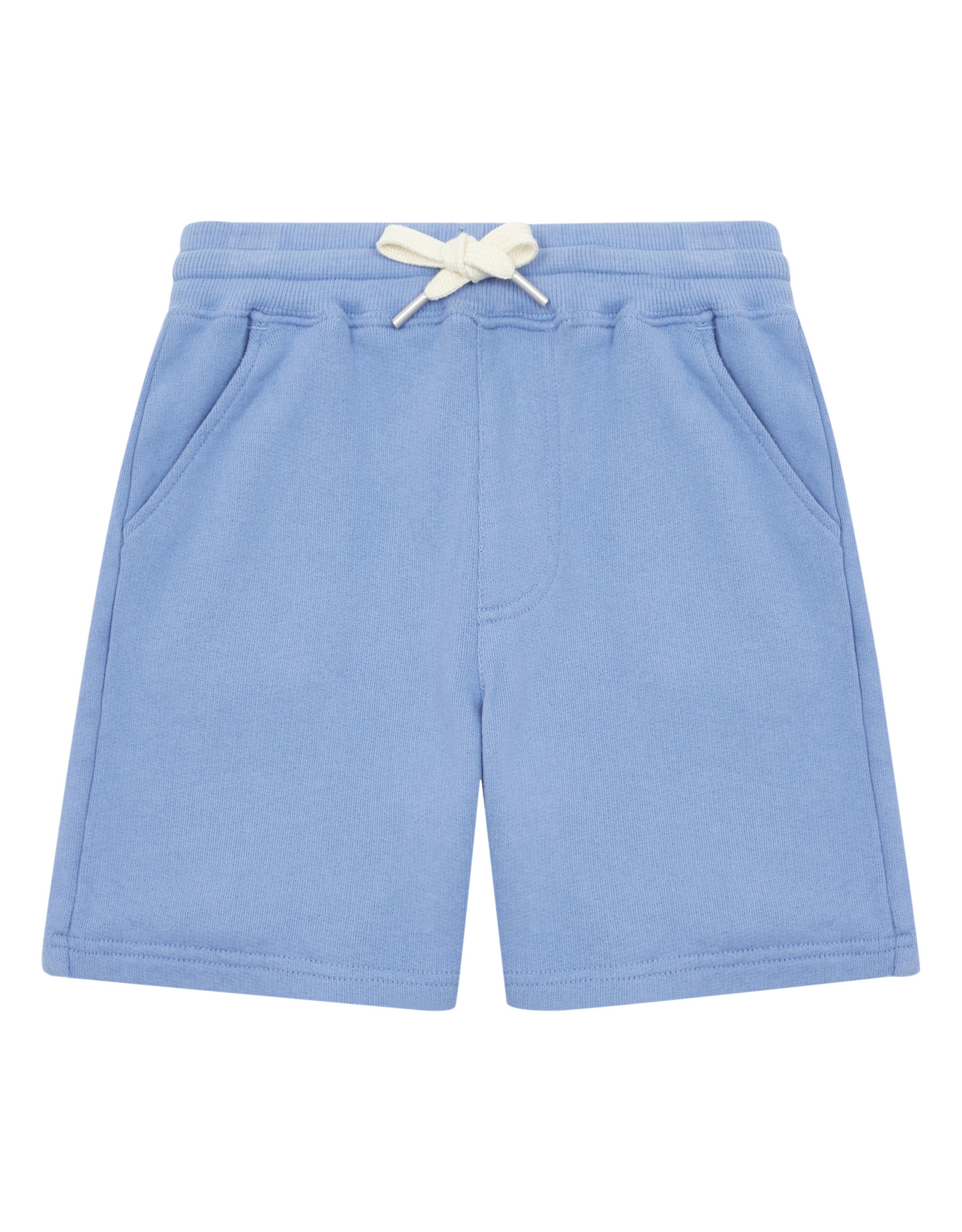 Hundred Pieces HPCS SS21 Embroidered blue shorts