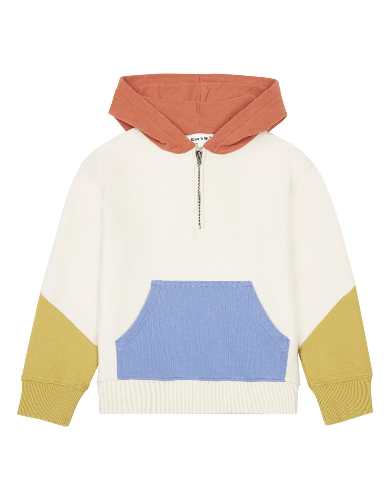 Hundred Pieces HPCS SS21 Colorblock jumper