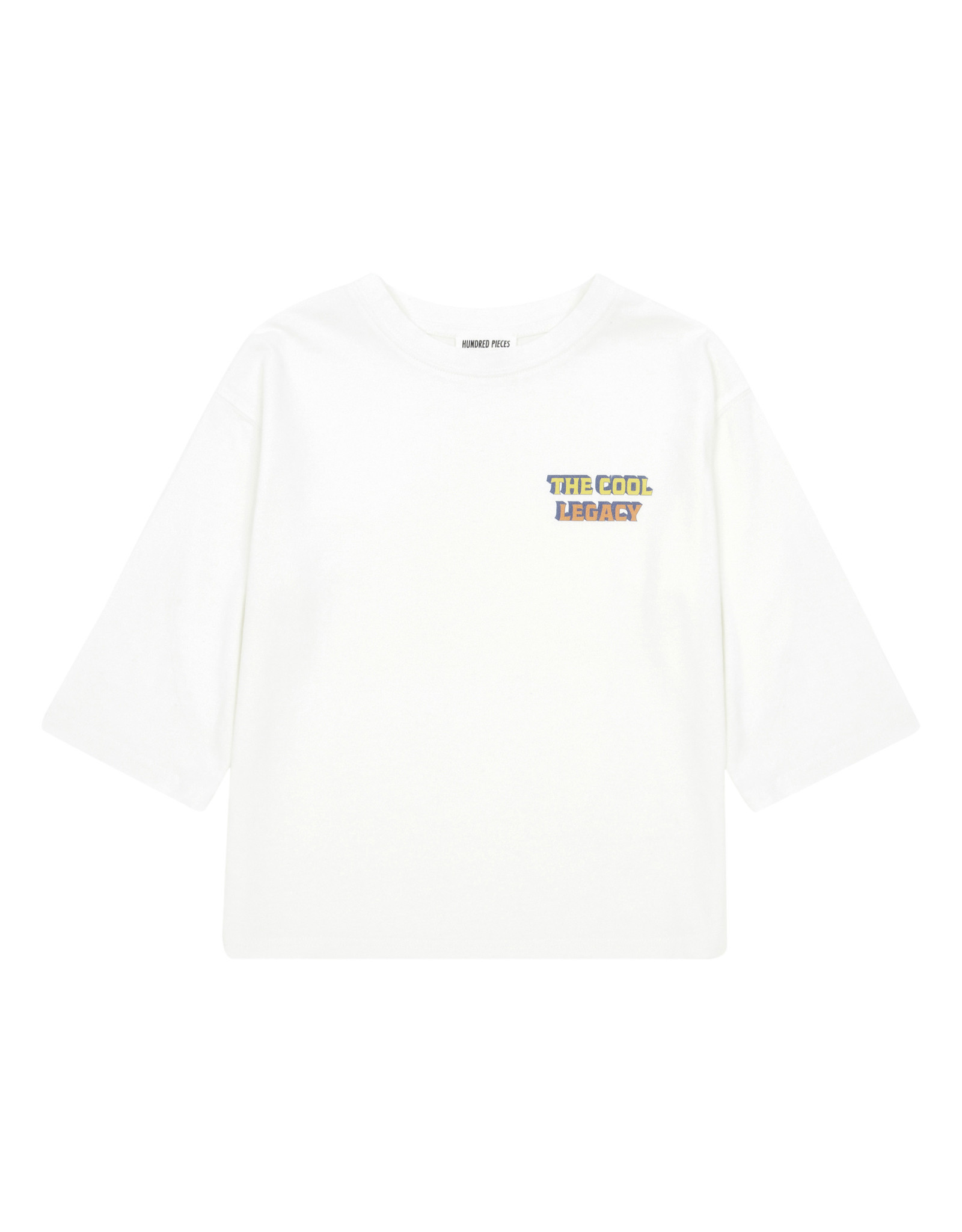 Hundred Pieces HPCS SS21 Cool Legacy t-shirt off-white