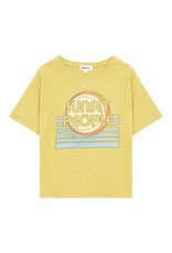 Hundred Pieces HPCS SS21 sunset people t-shirt curry