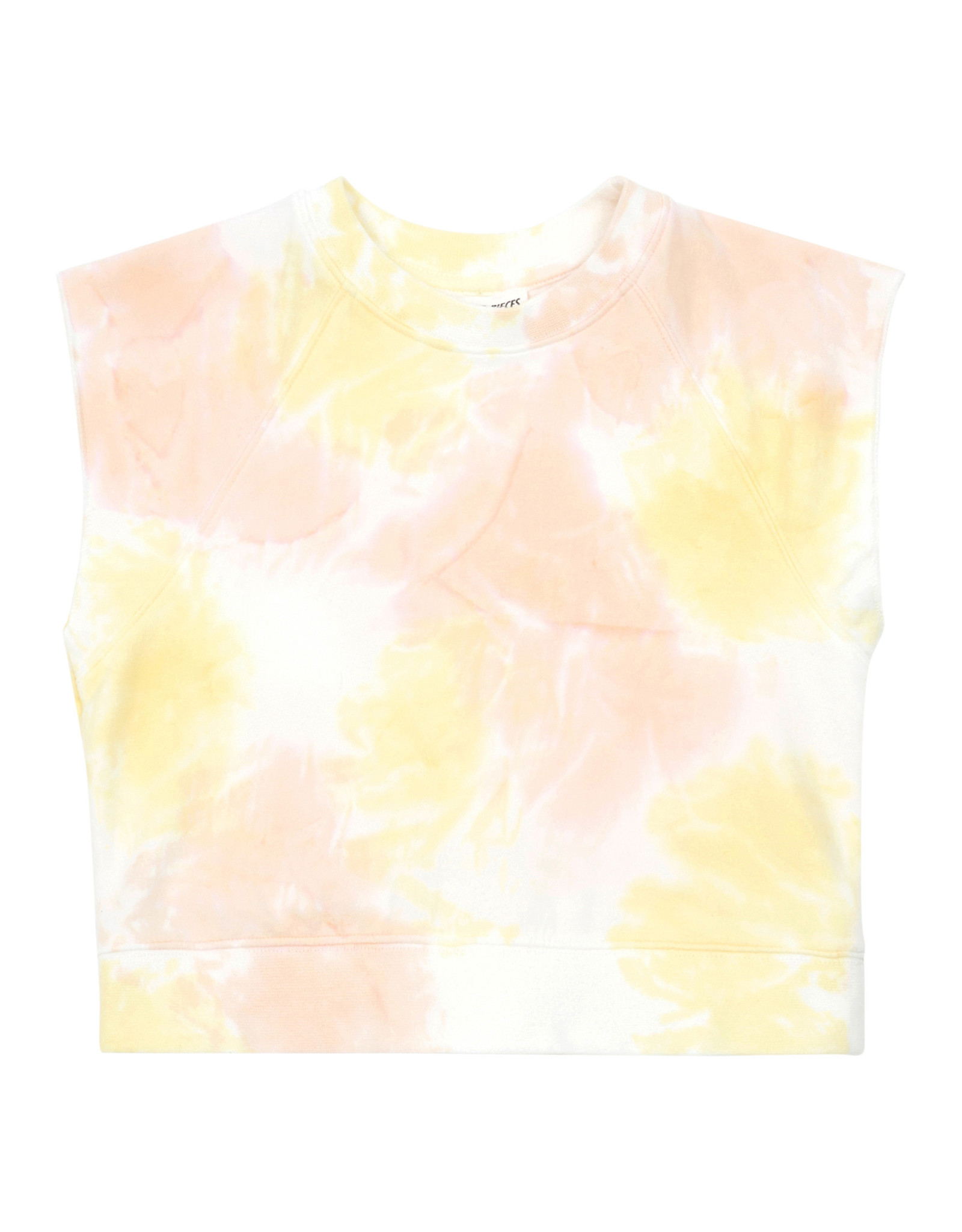 Hundred Pieces HPCS SS21 Sweat Tie Dye coton bio candy pink
