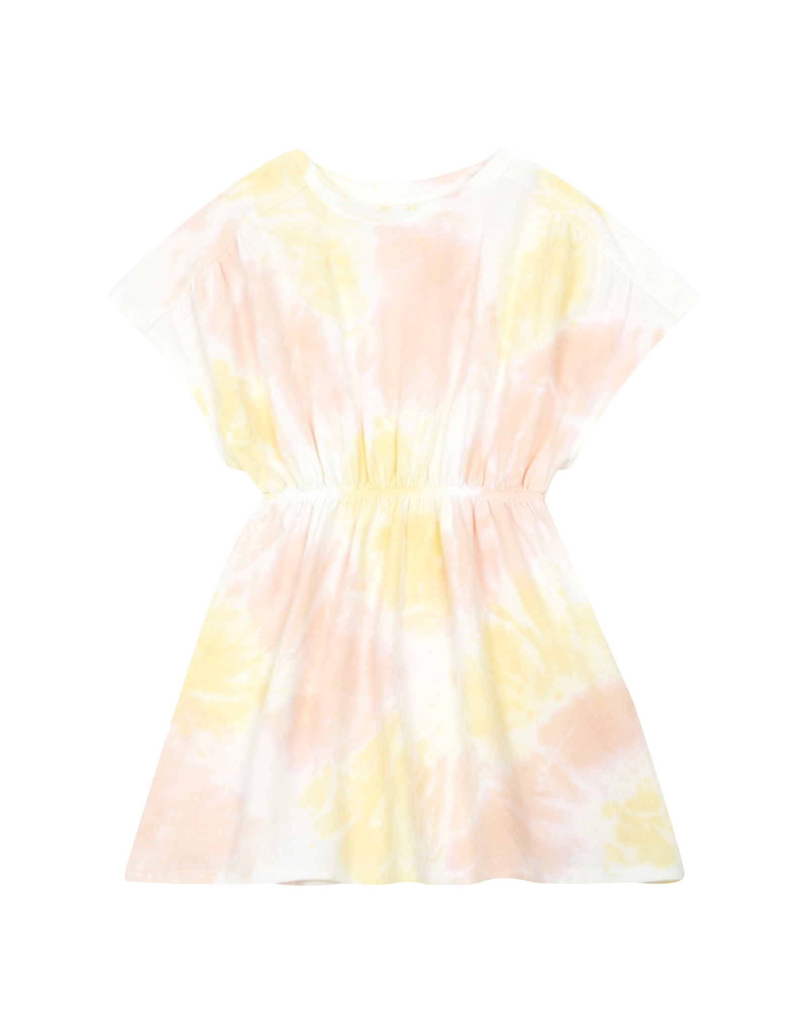 Hundred Pieces HPCS SS21 Robe Courte Tie Dye
