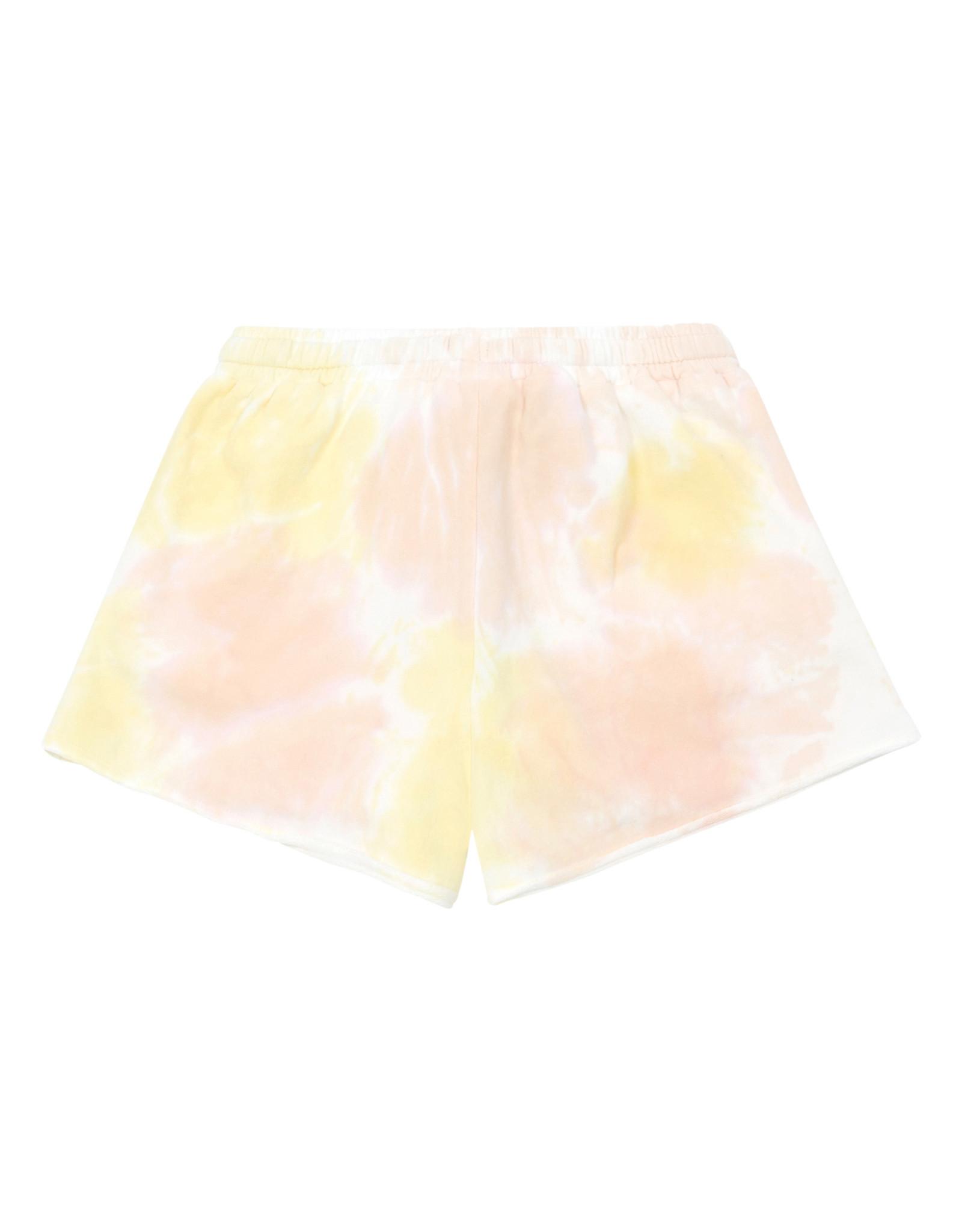 Hundred Pieces HPCS SS21 Short Court Tie-dye Coton Bio