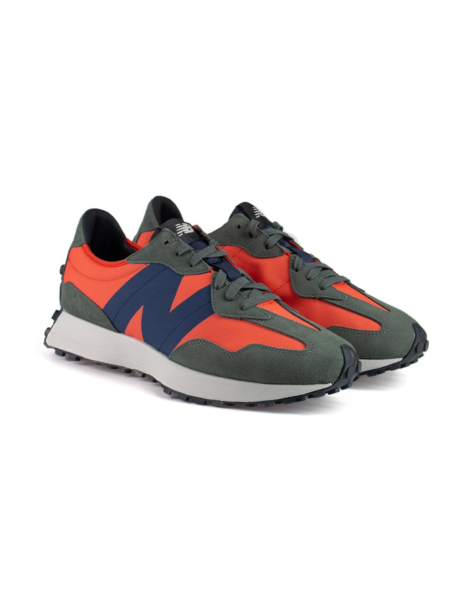 NB MS327TB khaki sneakers