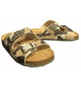 Plakton Plakton camouflage slipper