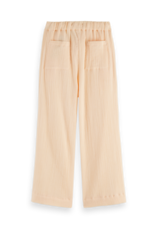 Scotch&Soda Scotch & Soda SS21 161237 Cotton cropped loose fit pants