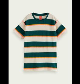Scotch&Soda Shrunk striped shirt