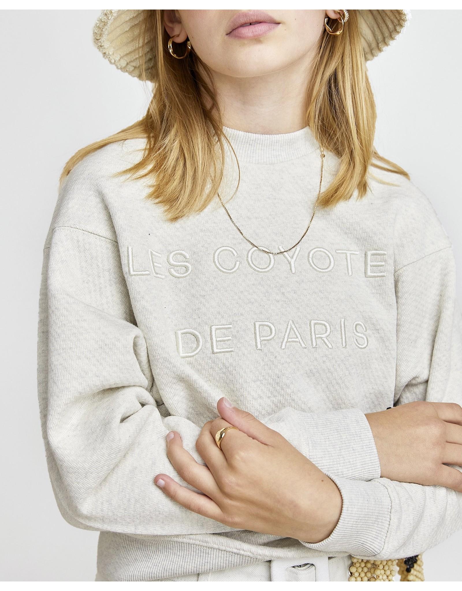 Les Coyotes de Paris LCDP SS21 Tate sweater
