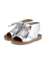Young Soles Agnes silver sandal