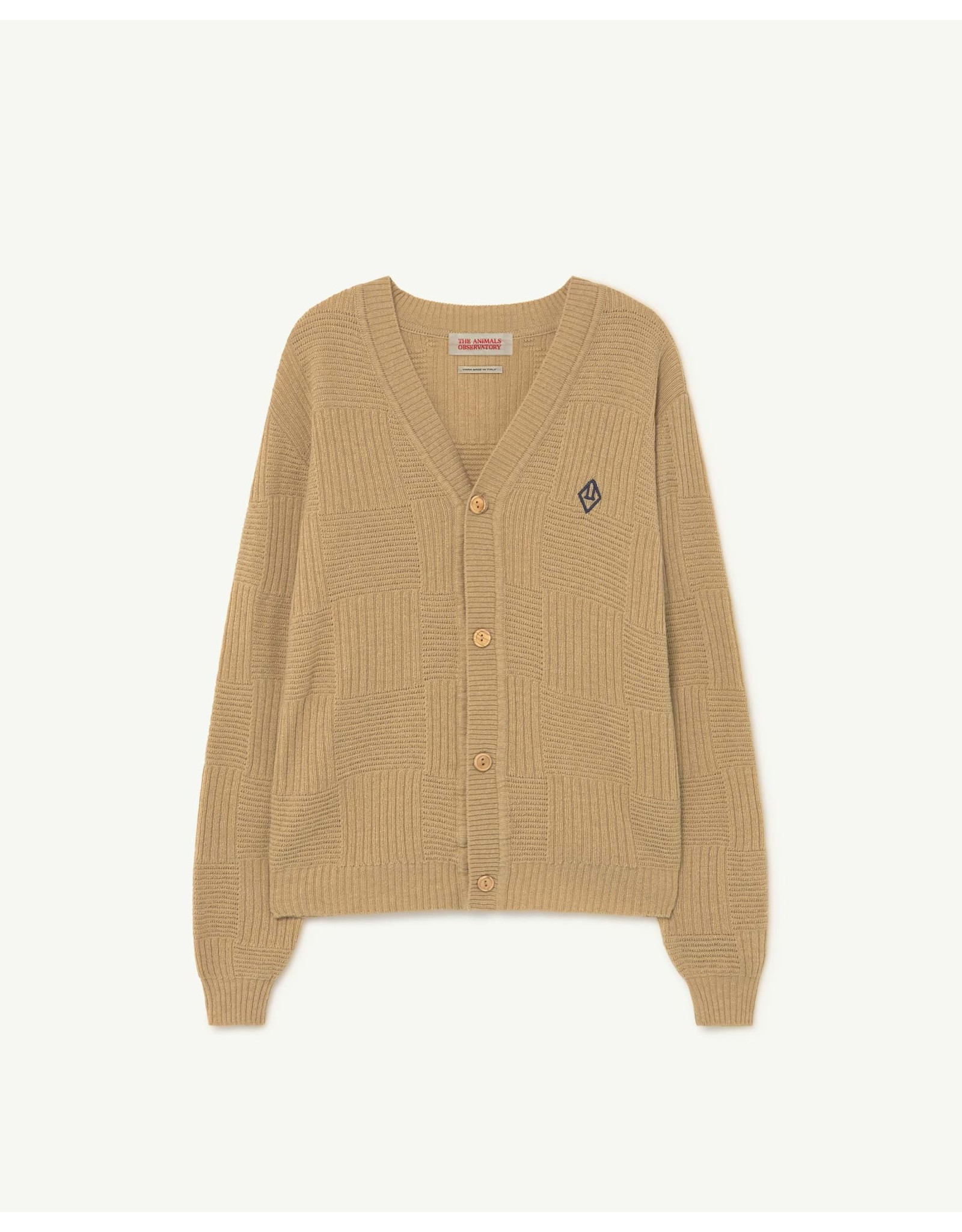 The Animals Observatory  Racoon Kids Cardigan