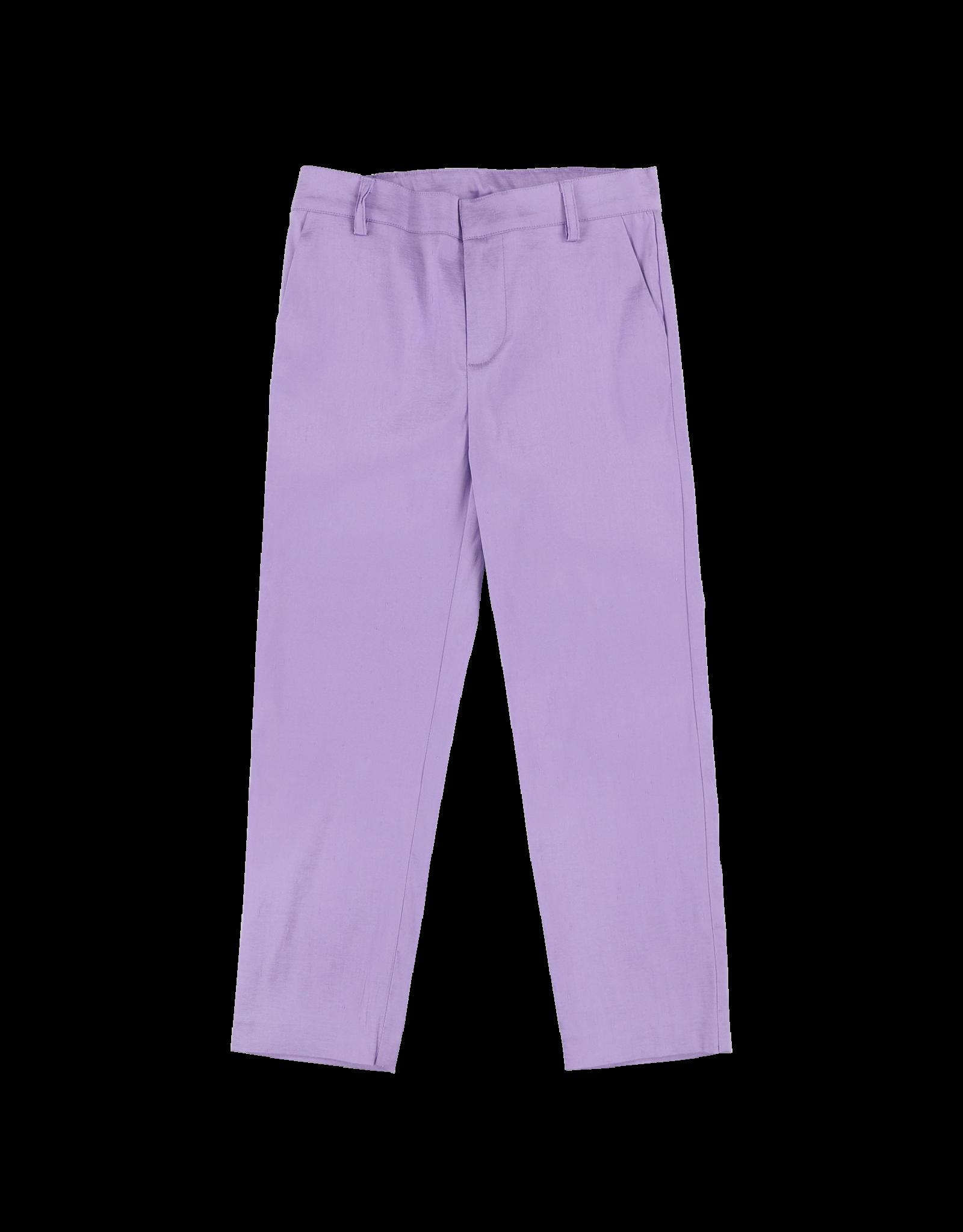 Caroline Bosmans Caroline Bosmans FW21 308 70 Pants tafta purple