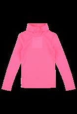 Caroline Bosmans Caroline Bosmans FW21 120 30 Turtleneck neon pink
