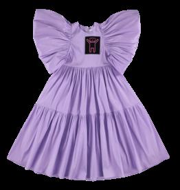 Caroline Bosmans Caroline Bosmans Long dress tafta purple