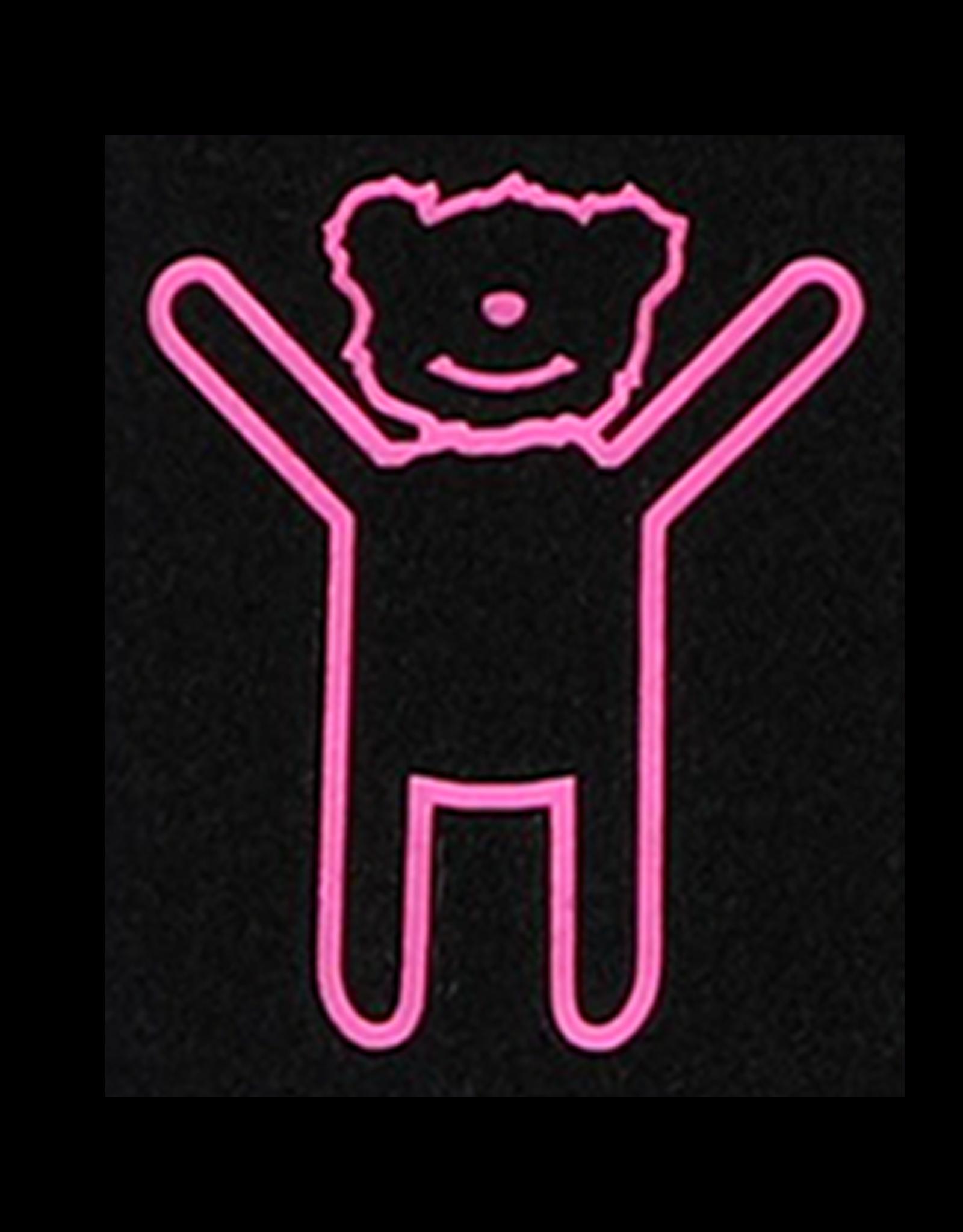 Caroline Bosmans Caroline Bosmans FW21 black bear badge