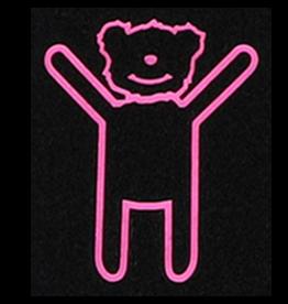 Caroline Bosmans Caroline Bosmans black bear badge