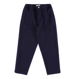 Boysmans Boysmans Pants wool blue