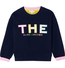 The Marc Jacobs The Marc Jacobs sweat dark blue