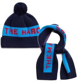 The Marc Jacobs The Marc Jacobs sjaal en muts set