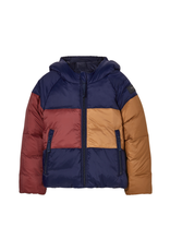 Finger in the Nose Finger in the Nose FW21 Snowscout navy donsjas