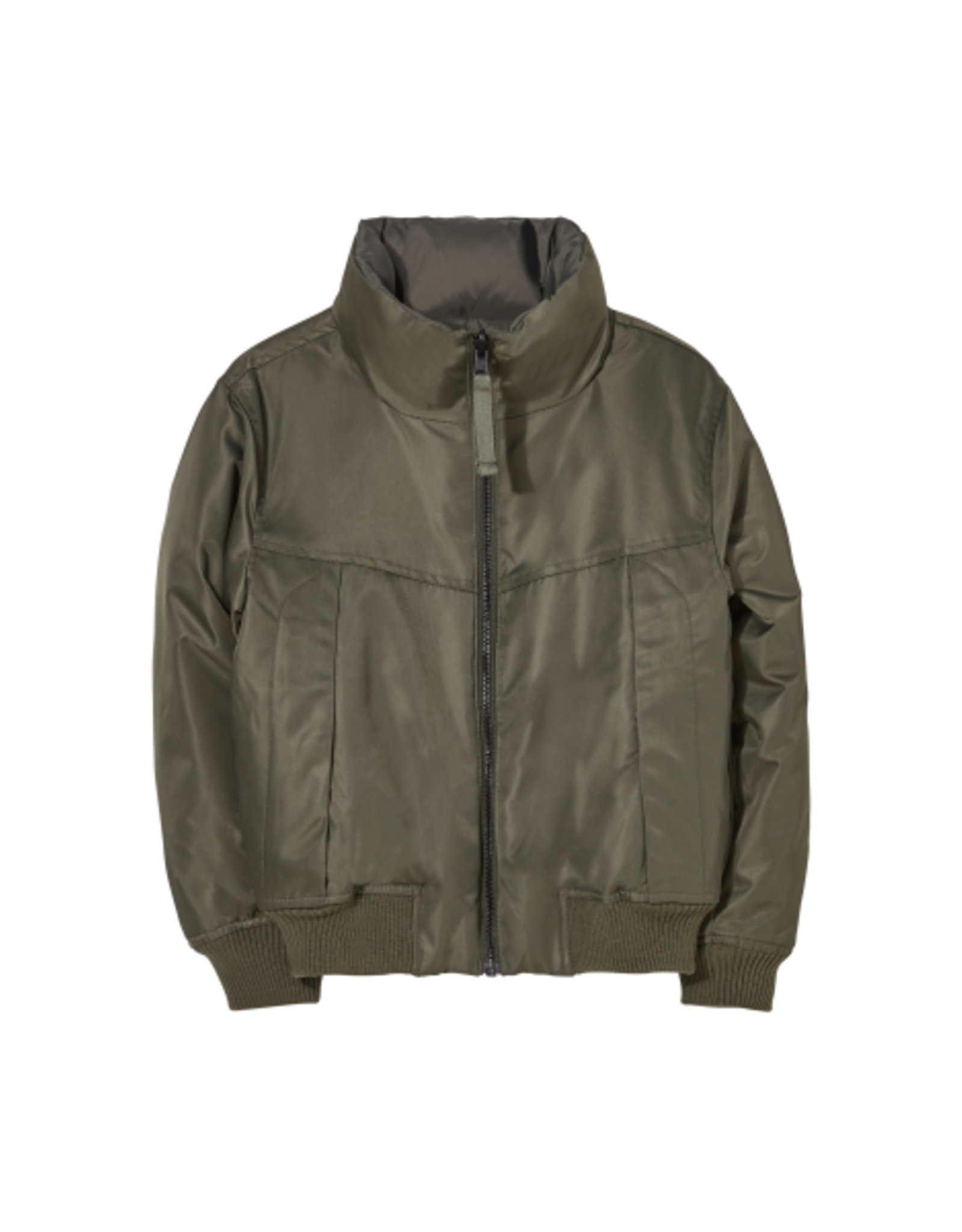 Finger in the Nose Finger in the Nose FW21 Snowflight khaki jacket