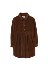 Finger in the Nose Finger in the Nose FW21 Darlin brick cord dress