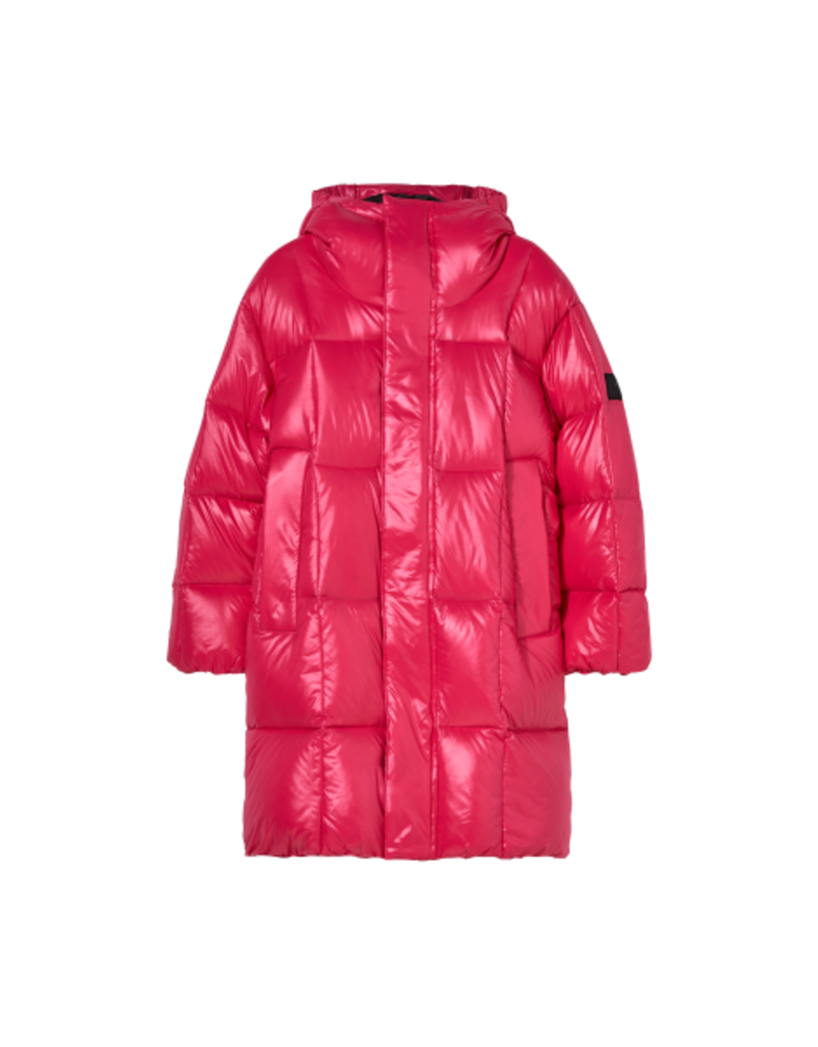 Finger in the Nose Finger in the Nose FW21 Snowlong pink jacket