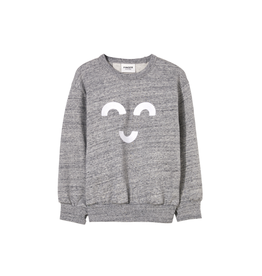Finger in the Nose Finger in the Nose Wind grey sweater