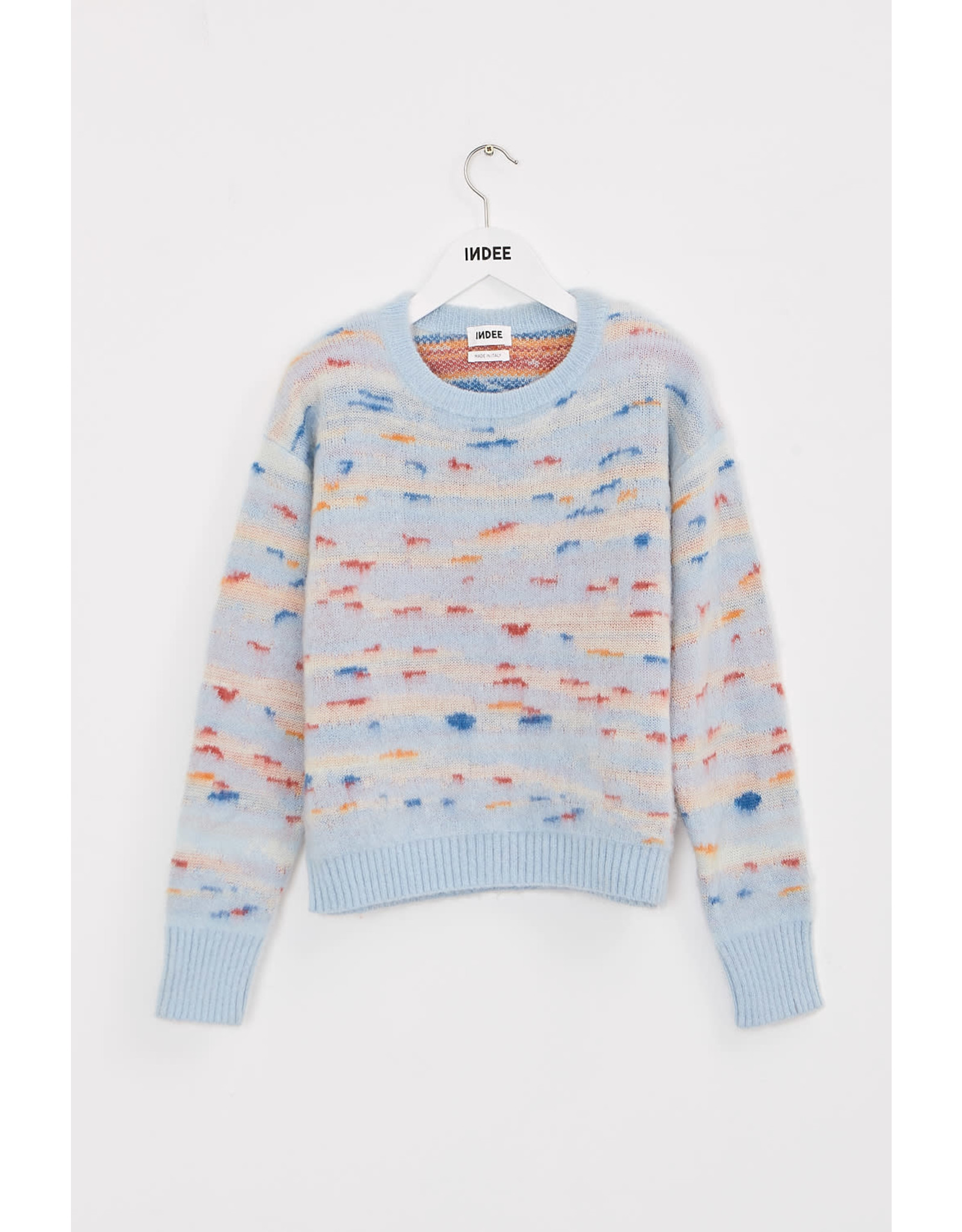 INDEE FW21 Kylie knit sweater