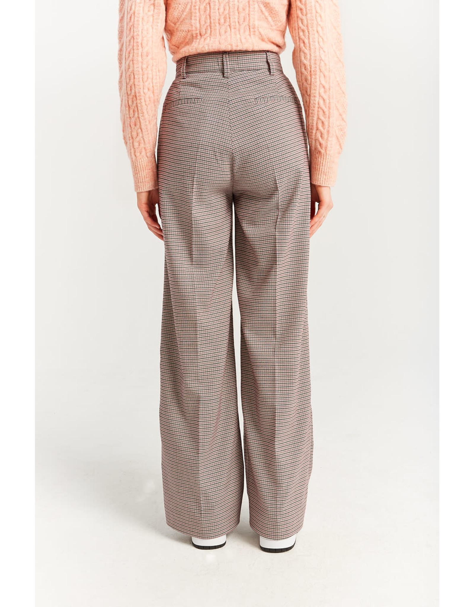 INDEE FW21 Kiev trousers rosewood