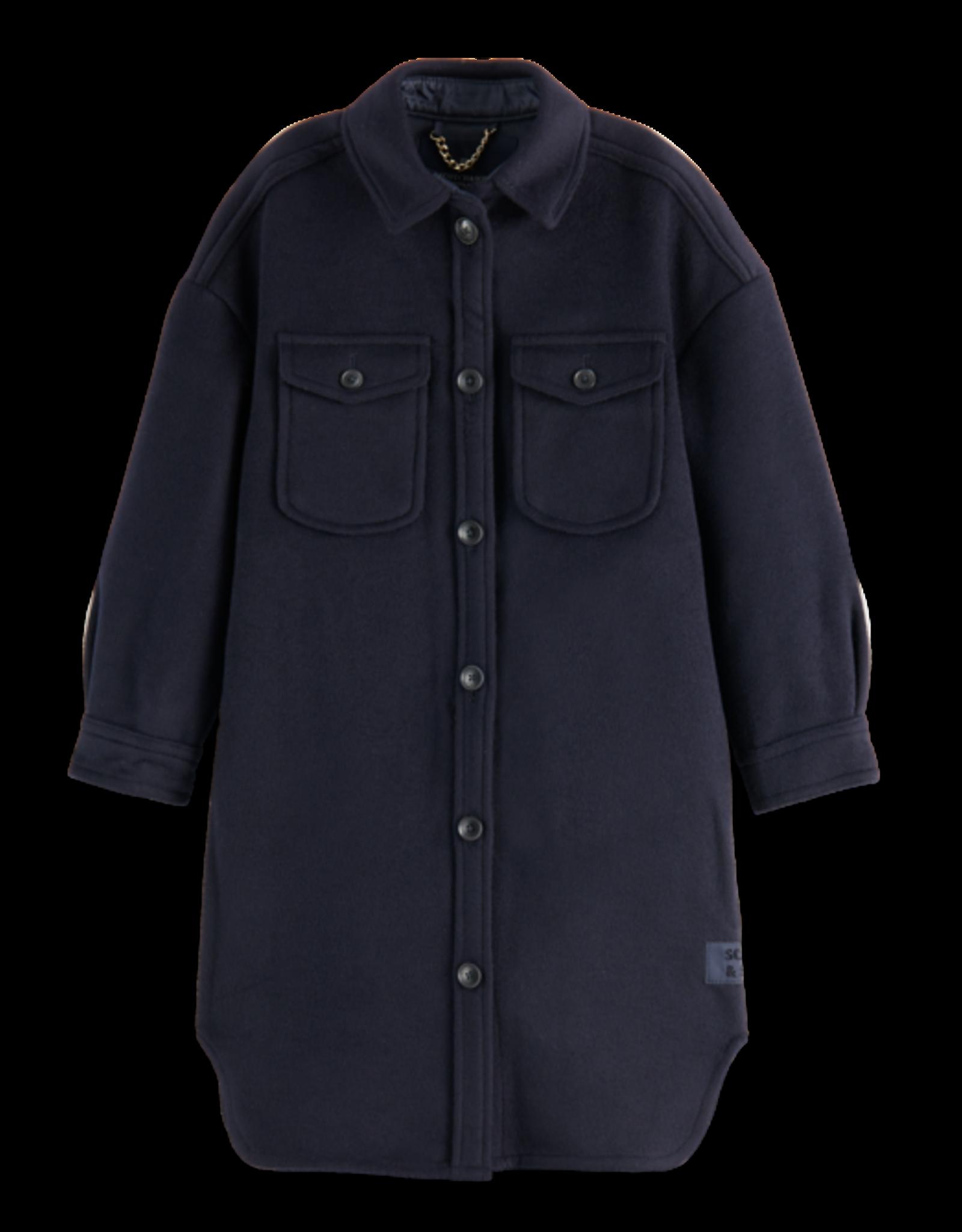 Scotch&Soda Scotch&Soda FW21 161422 woolen jacket