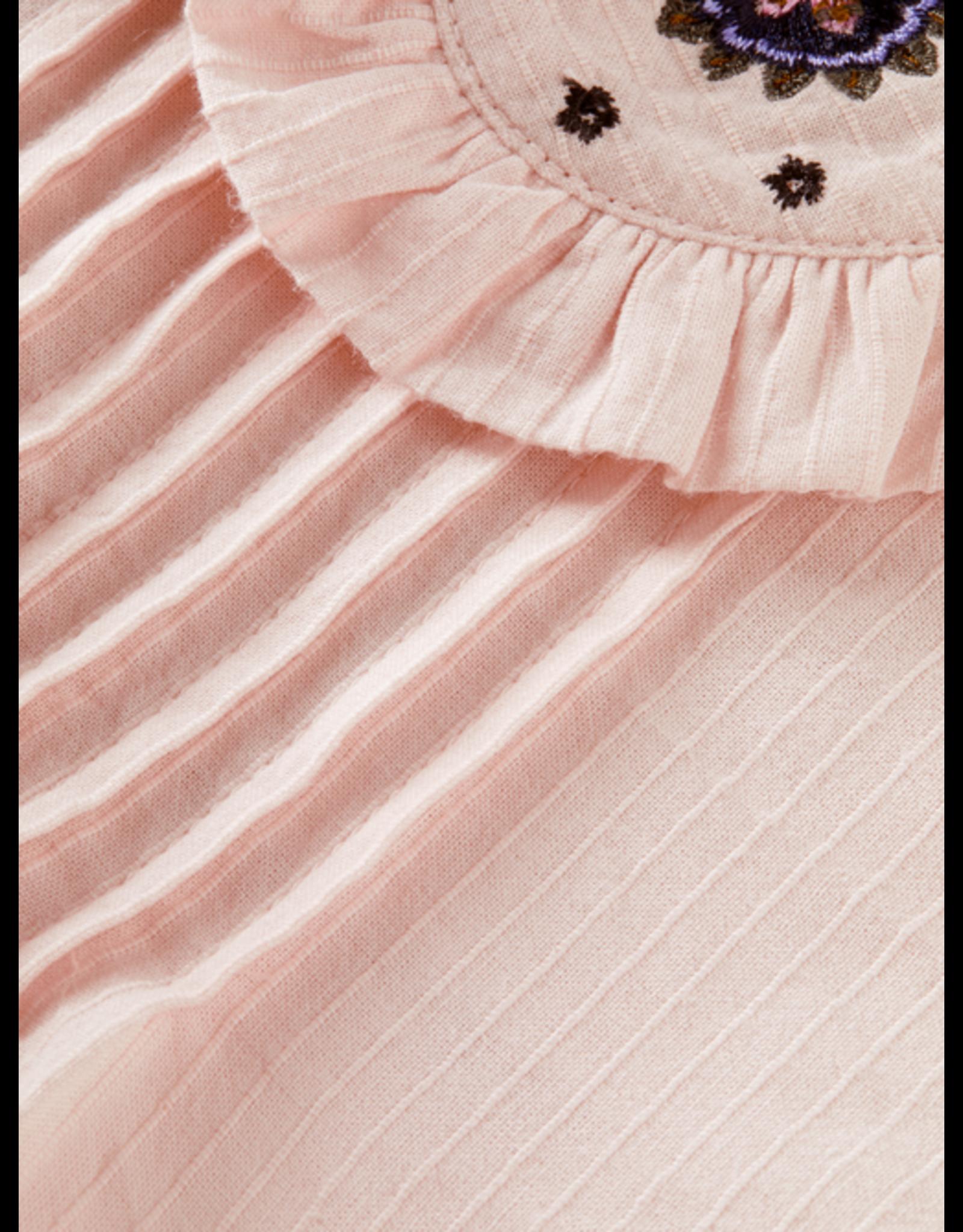 Scotch&Soda Scotch&Soda FW21 163044 pink shirt