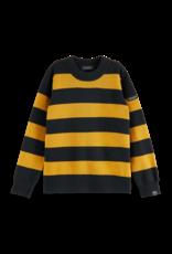 Scotch&Soda Scotch&Soda FW21 163447 striped pullover