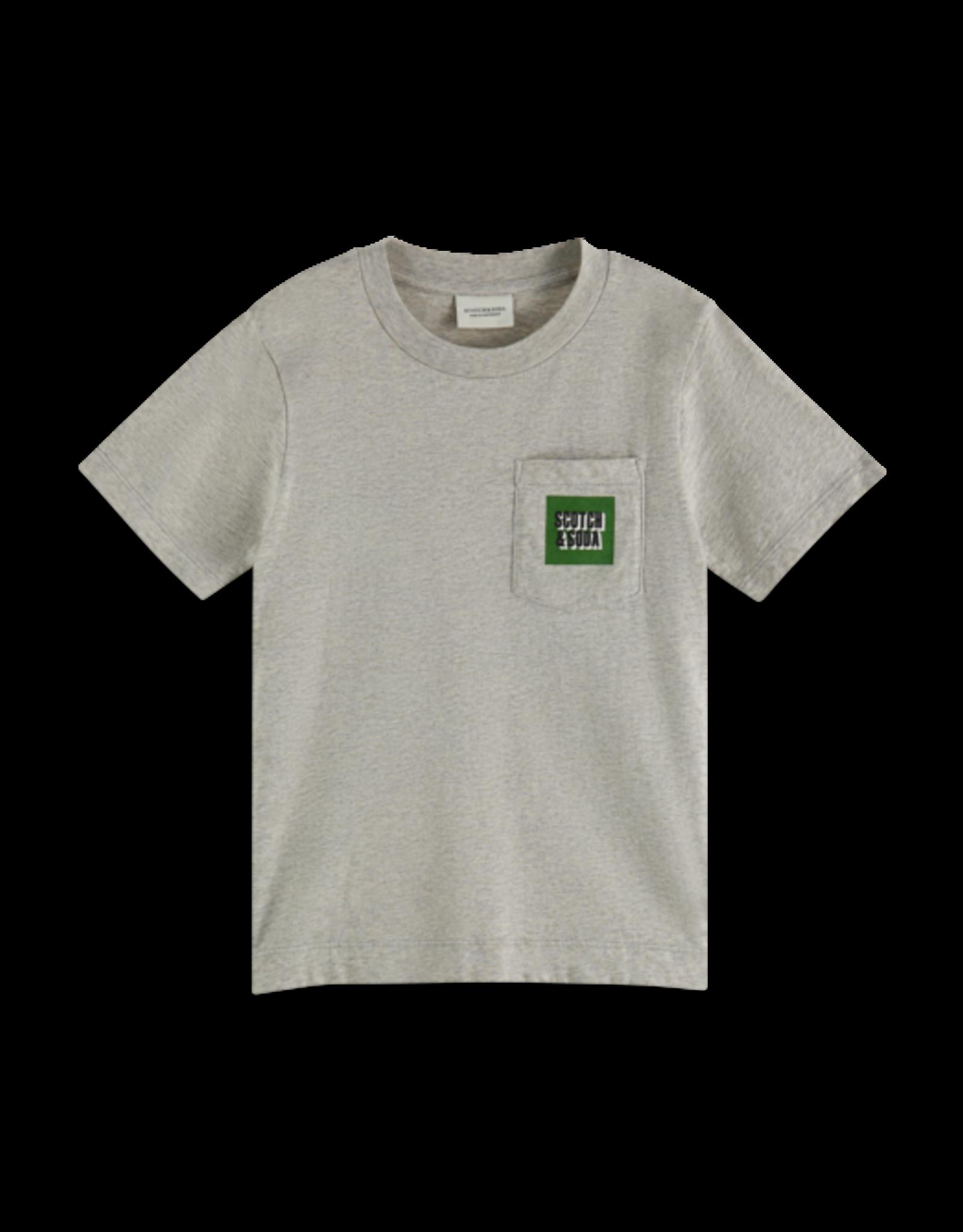 Scotch&Soda Scotch&Soda FW21 162746 printed t-shirt