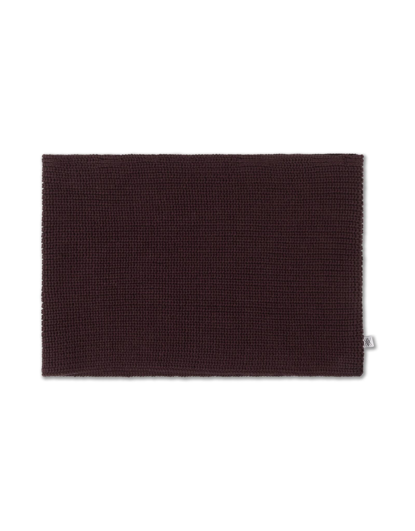 Repose Repose FW21 48 knit circle scarf
