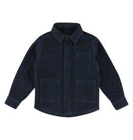 Morley Morley Otter Ottawa navy shirt