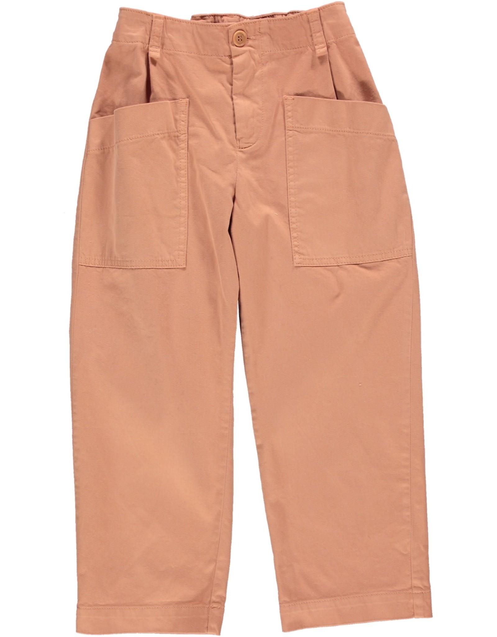 Maan FW21 Missy trousers caramel