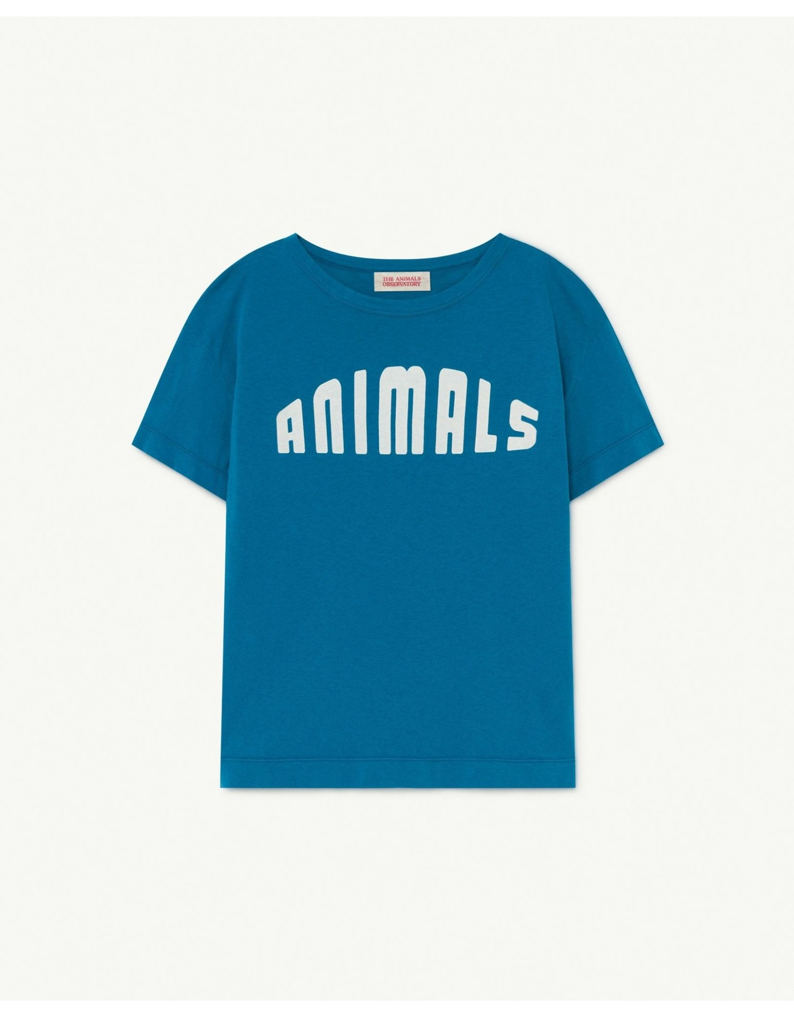 The Animals Observatory The Animals Observatory FW21 Rooster kids+ t-shirt