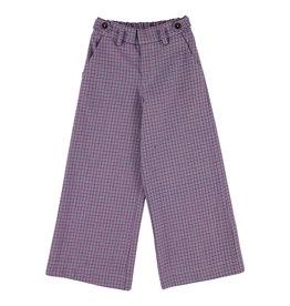 Simple Kids Tobasco Ponti berry trousers