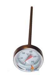 Broilfire RVS vlees en vloeistof thermometer