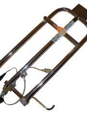 Brander unit voor o.a. gas BBQ 4,6 kW
