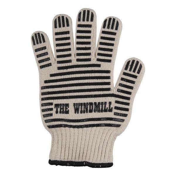 The Windmill Cast Iron Universeel toepasbare hitte bestendige barbecue handschoen