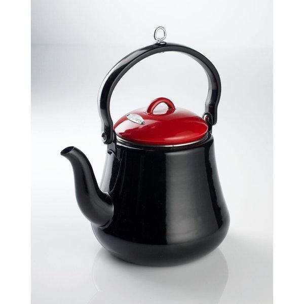 Bon-Fire Geëmailleerde  koffie / water / thee kan