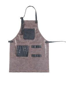 Mustang BBQ schort apron verstelbaar
