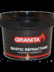 Granita vuurvaste ijzermastic kachel kit