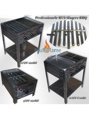 D.A. gas barbecue slagers model