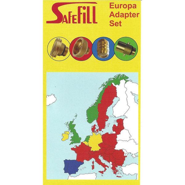 LPG vulnippels voor Europa diverse modellen