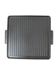 Gietijzeren grillplaat vierkant